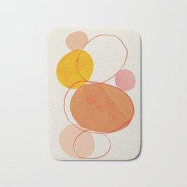 Abstraction_Balance_Minimalism_Lines_01 Bath Mat