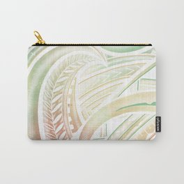 Opaque Polynesian Carry-All Pouch