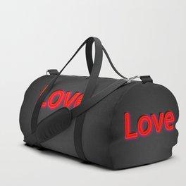 Just Love Duffle Bag