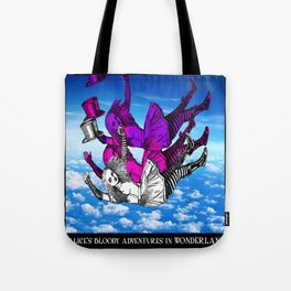 Alice Falls and Falls Tote Bag