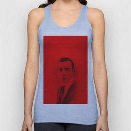 Buster Keaton - Celebrity (Photographic Art) Unisex Tank Top