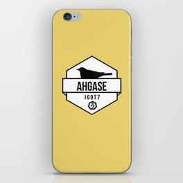 AHGASE iPhone Skin