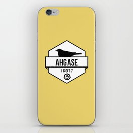 AHGASE iPhone Skin