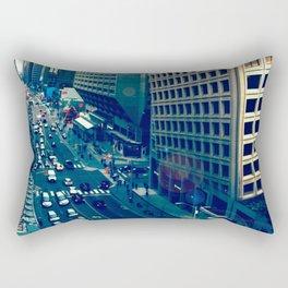 Bloor balcony 001 Rectangular Pillow