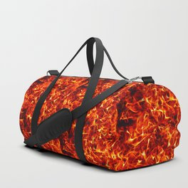 Fire for decorative products Duffle Bag