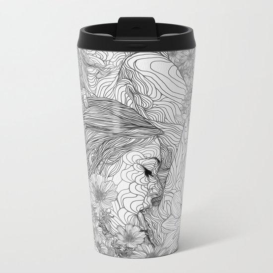 Lovemaking Metal Travel Mug