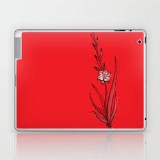 Gladiolus Flower Laptop & iPad Skin