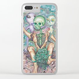 The Engineers Clear iPhone Case