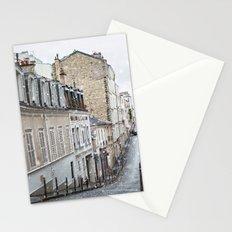Montmartre, Paris. Stationery Cards