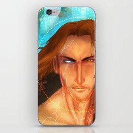 Torn Justice iPhone Skin