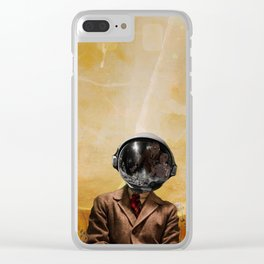 The Right Headspace Clear iPhone Case