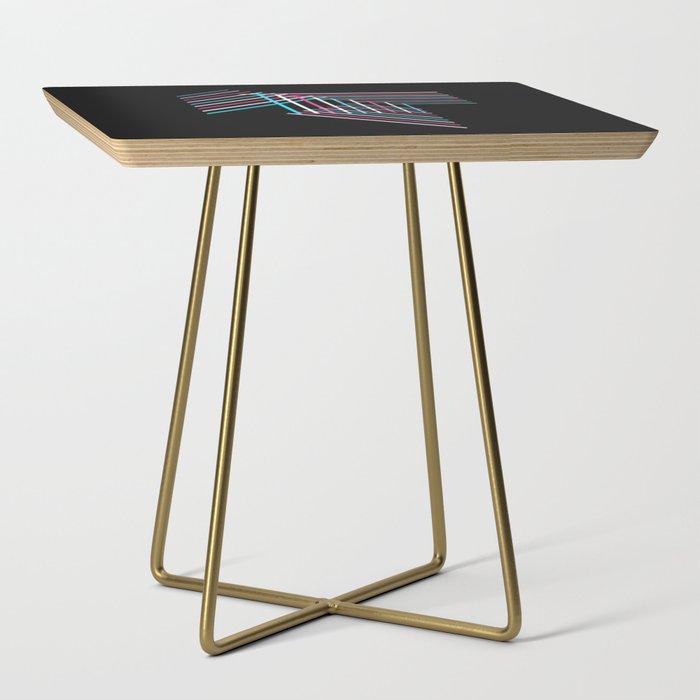 Transcend Patchwork Side Table