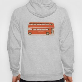 Double-Decker London Bus Hoody