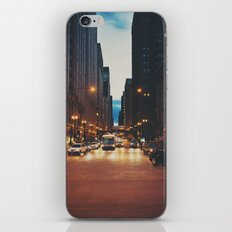 the streets of Chicago ... iPhone Skin