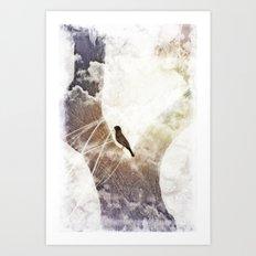 Bird Tales Art Print