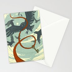 Murderous Truth Stationery Cards