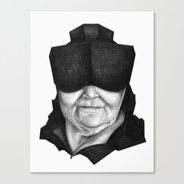 MI VIDA HA SIDO EXTRAORDINARIA 7 Canvas Print