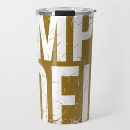 Semper Fidelis Travel Mug