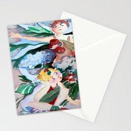 Nutcrackers Sugar Plum Fairies Stationery Cards