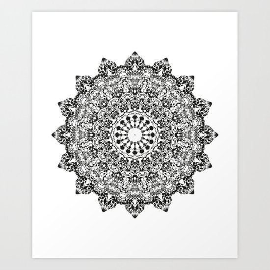 Year Zero Art Print