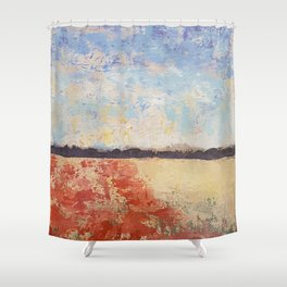Awestruck Shower Curtain
