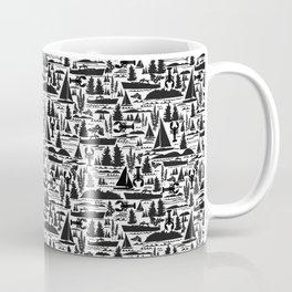 northeast harbor summer Coffee Mug