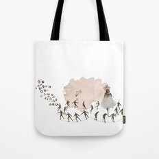 hey diddle diddle 1 Tote Bag