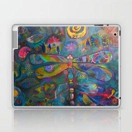 Ka'Pinao Spirit of Dragonfly  Laptop & iPad Skin