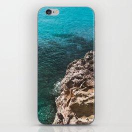 sea water iPhone Skin