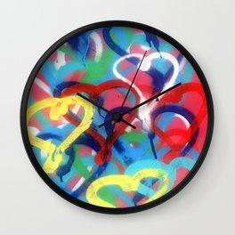 All Love2 Wall Clock