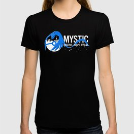 Team Mystic Toronto [1] [white text] T-shirt