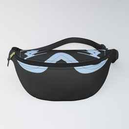 Ski goggles goggle skier snow sport cool Fanny Pack