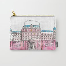 The Pink Hotel Carry-All Pouch