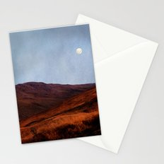 Moon Over Rannoch Stationery Cards