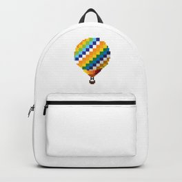 Pixel BTS Young Forever Hot Air Balloon Backpack