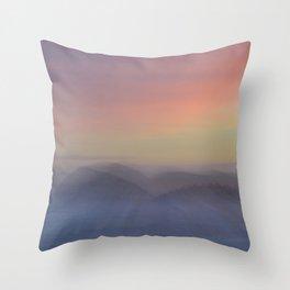 Evanescent Throw Pillow
