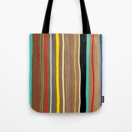 Abstract Art Colorful  Pattern Tote Bag