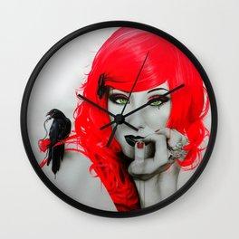 'Jaime Stokes' Wall Clock