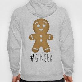 #Ginger Hoody