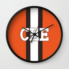 Cleveland Wall Clock