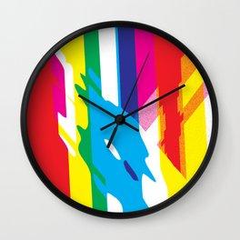 Pop Nonstop 1 Wall Clock