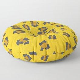 Leopard Lazy Floor Pillow