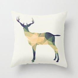Le Cerf Throw Pillow