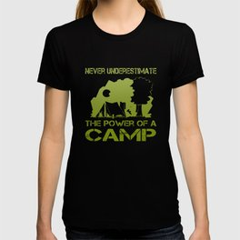The power of a camp T-shirt
