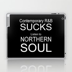 Contemporary R&B Sucks Laptop & iPad Skin