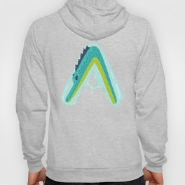 A for Alligator Hoody