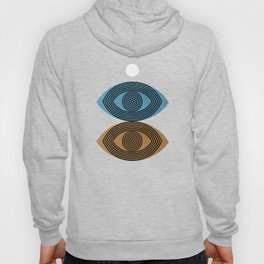 Abstraction_SUN_EYE_POP_ART_Minimalism_031AA Hoody