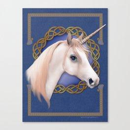 Unicorn Dreams Canvas Print
