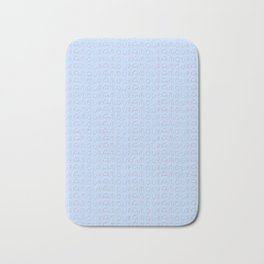 Amour-amour, lovely,romance,romantic,love,beauty,heart,cute,girly,gentle Bath Mat