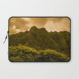 Dream of cliffs Laptop Sleeve